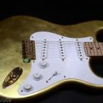 Fender Custom Shop Eric Clapton Masterbuilt Gold Leaf Strat