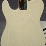 Fender 50′s Telecaster Bigsby - Body Back